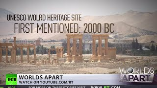 ISIS blows up 2,000yo Arch of Triumph in Palmyra