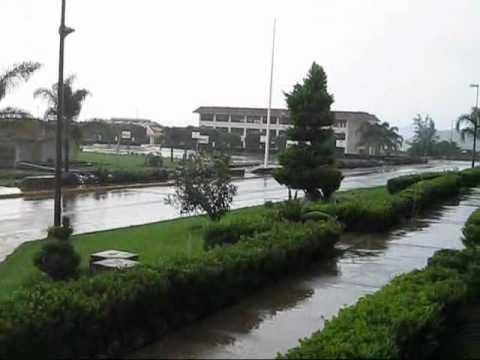 Villa de los Niños-tiempos de lluvia