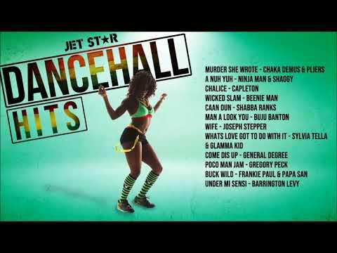 Old School Dancehall Hits - Beenie Man, Buju Banton, Capleton, Ninja Man thumbnail