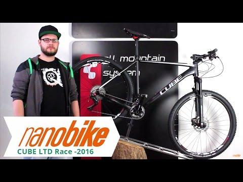 CUBE LTD Race 29 - 2016 MTB   Mountainbike
