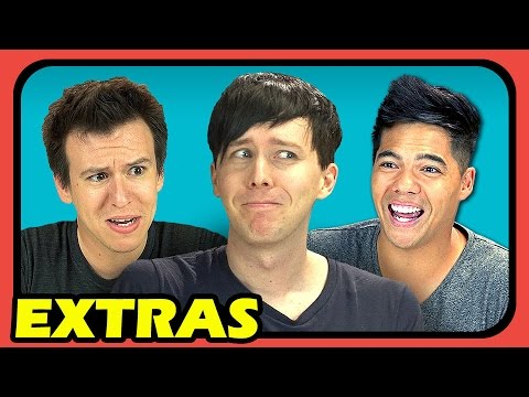 YouTubers React to K-pop #2 (EXTRAS #44)
