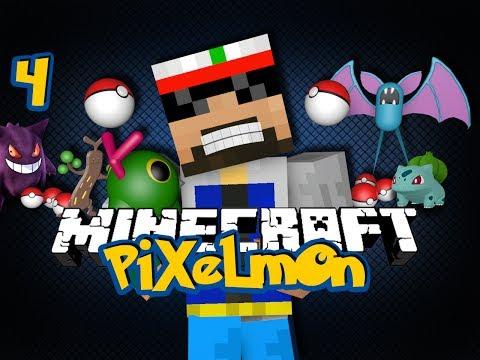 Minecraft Pixelmon 4 - EVERYTHING EVOLVES (Pokemon in Minecraft)