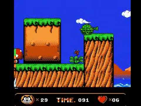 Weird Pirated Games: Felix the Cat by Dragon Co (NES)