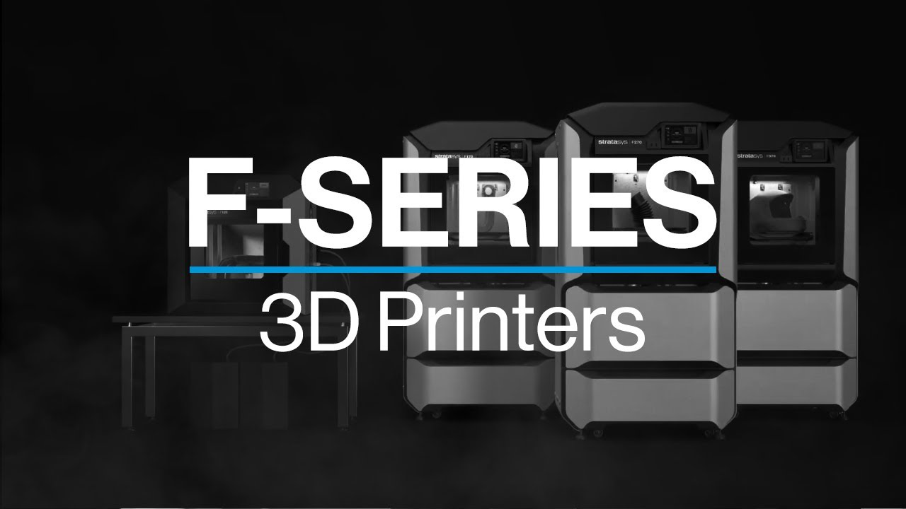 Versatile and Intelligent Prototyping | F-Series 3D Printers | SYS UK