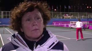 TennisTV.nl: Degradatie dreigt voor Oranje (03-02-2012)