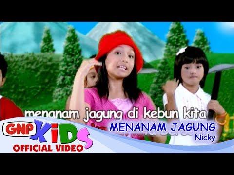 Menanam Jagung - Nicky (official video)