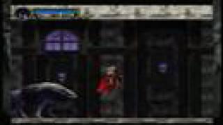 Castlevania SOTN lucky mode glitches