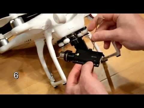 Pre-Flight Set-Up for KumbaCam 3-Axis Ultimate Kit V2.0