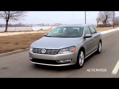 2012 Volkswagen Passat TDI SE - Autoweek Long Term Update