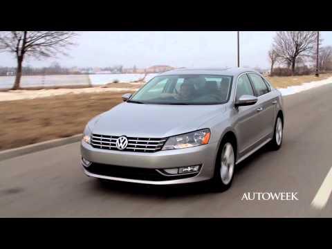 2012 Volkswagen Passat TDI SE - Autoweek Long Term Update