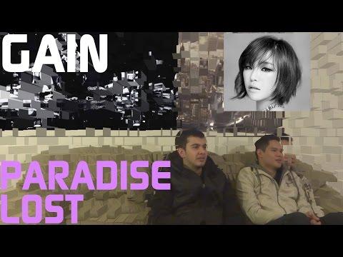 Gain - Paradise Lost Music Video Reaction, Non-kpop Fan Reaction [hd] video