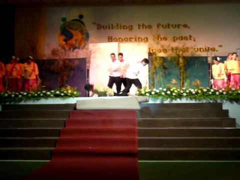 Fsuu Rosas Pandan Dance Drama video