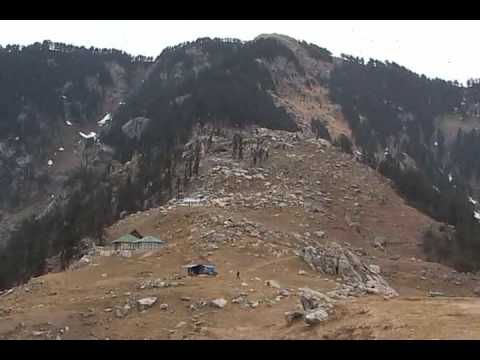 Uncut clip 4, trek to Triund, Mcleod Ganj, India
