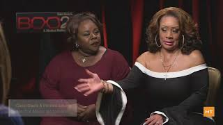 Cassi Davis and Patrice Lovely talk about