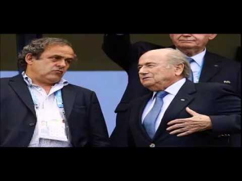 Platini for FIFA presidency