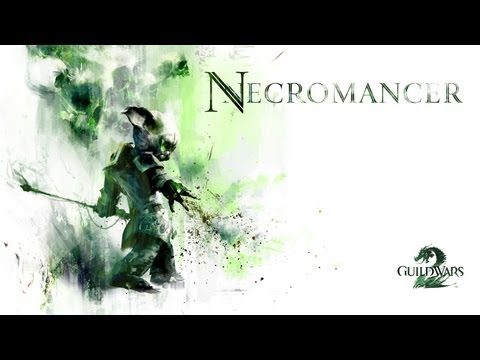 Guild Wars 2 PvP Necromancer 17-0 in a BG