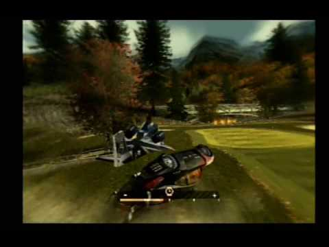 NFSMW-Hitting The Helicopter