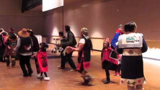 Eagle Raven Dancers Exit Song- March 20, 2015