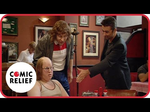 Little Britain meet George Michael: Classic Comic Relief