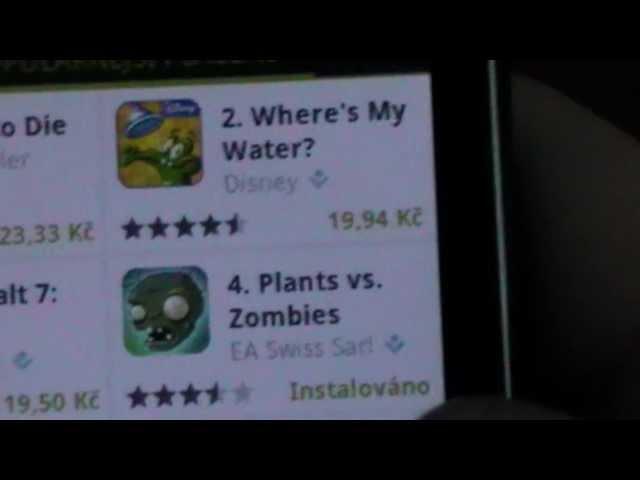 Jak stahovat placené hry na android?
