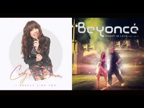 I'm Really Crazy In Love (Beyoncé feat. Jay Z vs. Carly Rae Jepsen) [Mashup]