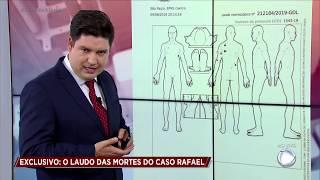 Laudo mostra que Paulo Cupertino atirou 13 vezes em Rafael Miguel e pais do jovem