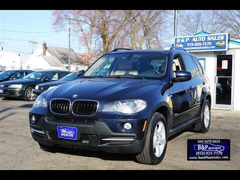 2008 BMW X5 3.0Si AWD B&P Auto Sales