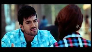 Ramcharan | Tamil Movie | Scenes | Clips | Comedy | Songs | Genelia D'Souza accepts Ram Charan Teja