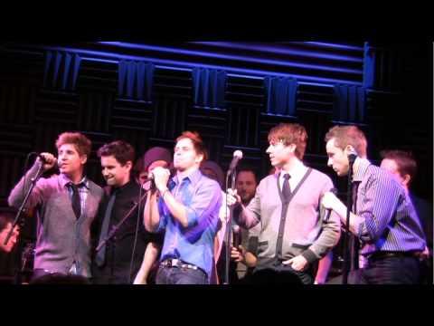 Glory Days My Next Story (Tony Version) Steven Booth, Adam Halpin, Andrew Call & Jesse JP Johnson