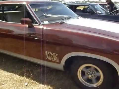 FORD falcon GT XB COUPE