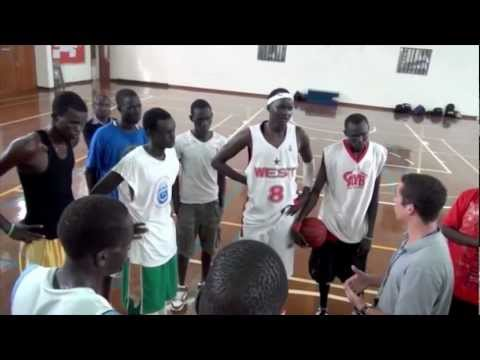 Dankind Academy (DKA) Nairobi Training at ISK (Basketball In Africa)