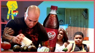 How To Make Carne Asada Tacos using Dr. Pepper - My Mom Can't Cook Ep.1