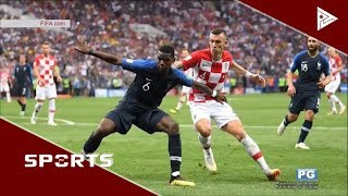 SPORTS BALITA: Vive La France sa FIFA World Cup