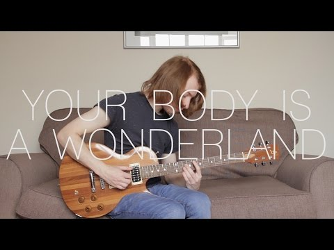 John Mayer - Your Body Is A Wonderland - Fingerstyle Guitar Cover By James Bartholomew