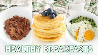 EASY HEALTHY BREAKFAST RECIPES: low carb, paleo recipes