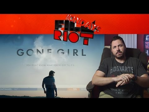Mondays: Thoughts on Gone Girl & Transitioning From Shooting Comedy to Drama!