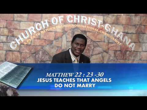 Patriachal Age, Minister Abraham Monney, Church of Christ,Ghana  04 04 2015
