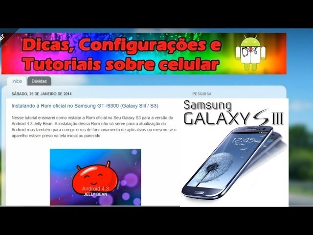 Как Установить Oc Android 4.1 Jelly Bean На Samsung Galaxy S3