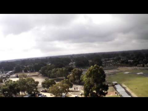 Parrot AR Drone 2.0 using Wifi repeater flying at 40 metres