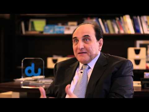 "Osman Sultan - CEO of Emirates Integrated Telecommunications Company ""du"" 1"