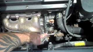 Oxygen Sensor- Bank 2 Sensor 1 Removal and Install on a Toyota Sienna