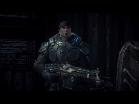 GEARS OF WAR ULTIMATE EDITION: PELIGRO EN EL TREN #6