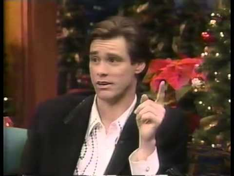 Best Jim Carrey Interview Ever!! The Tonight Show 1994 with Jay Leno - Dumb & Dumber Interview
