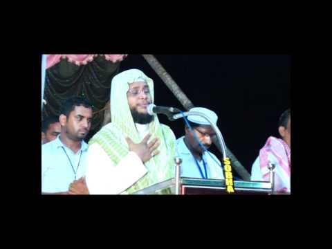 Noushad Baqavi Kodathoor Prabashanam Part  4 video