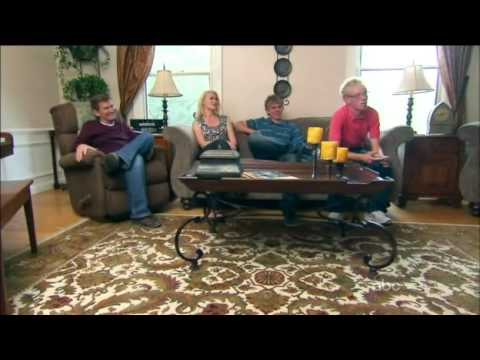 Celebrity Wife Swap Interview - Gary Busey and Ted Haggard ...