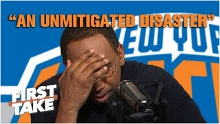 Stephen A. Smith's best New York Knicks rants over the years | First Take