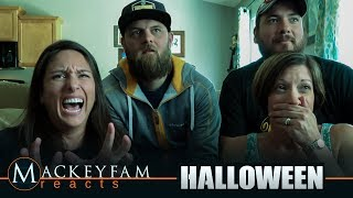 Halloween - Official Trailer- REACTION!!!