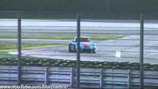 Gulf Porsche 997 GT2 250km/h Fly Bys & Accelerations