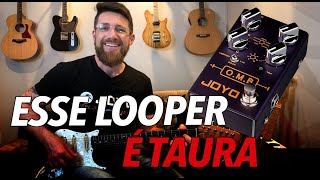 Joyo OMB Looper/Drum (Review) + Dicas