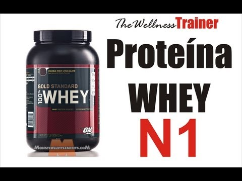 Vídeo Proteínas On WHey Cómo Ganar Masa Muscular Con Proteína De Whey